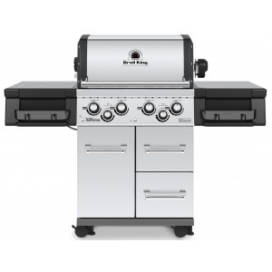 Barbecue a Gas Imperial 490