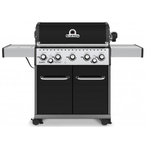 Barbecue a Gas Baron 590
