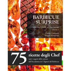 Libro Barbecue Surprise vol.1