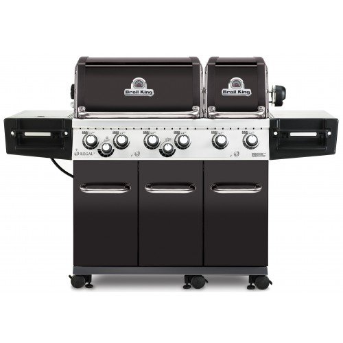Barbecue a Gas Regal XL 690