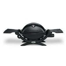 Barbecue a gas Weber Q 1200 black (con attacco per cartuccia) 51010053