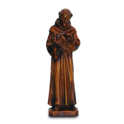 S. Francesco color legno