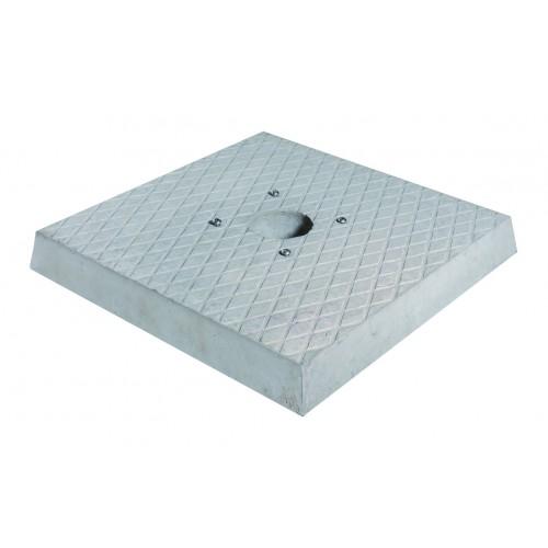Base in cemento quadrata 42/BSC/2