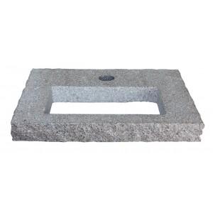 Base rettangolare in granito 42/BSR