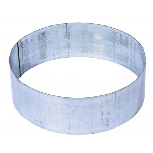 Base in acciaio zincato 42/BTZ