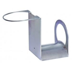 Porta-gomma in acciaio INOX 42/PGI