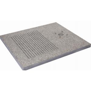 Base rettangolare in granito per doccia 42/BSD