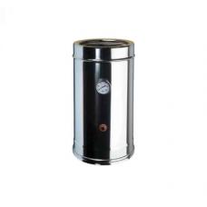 Elemento per prelievo fumi e termometro doppiaparete