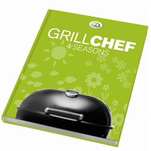 Libro Grillchef 4 season