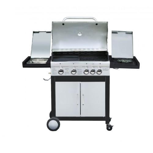 Barbecue a Gas Montana 4