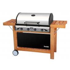 Barbecue a Gas Profy 4 inox