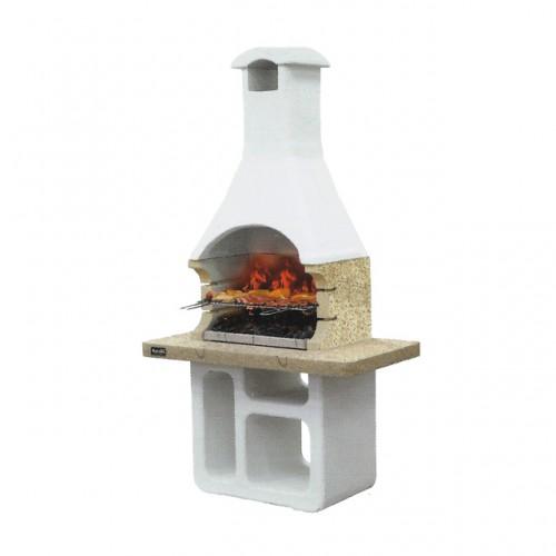 Barbecue a legna e carbonella Victoria Crystal