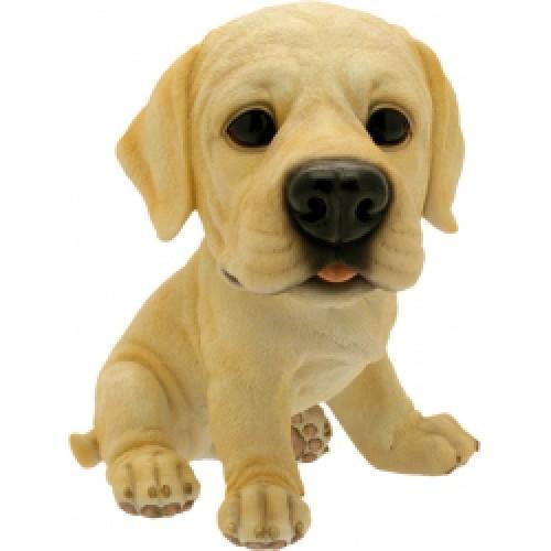 Labrador Funny, Cane da giardino